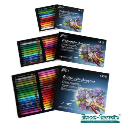 MUNGYO GALLERY AQUARELL CRAYON SET